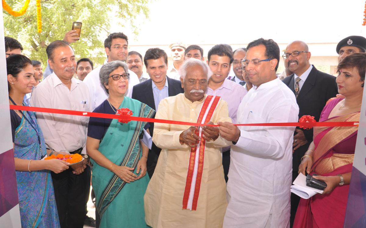 Inauguration of Model Career Centre